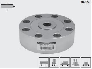 DBSL-XS称重传感器_美国传力