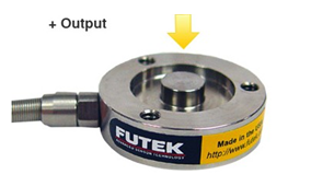LLB350-100lb力传感器-美国Futek