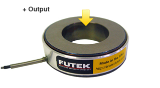 LLW480-125Klb力传感器-美国Futek