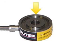 LTH350-250lb力传感器-美国Futek