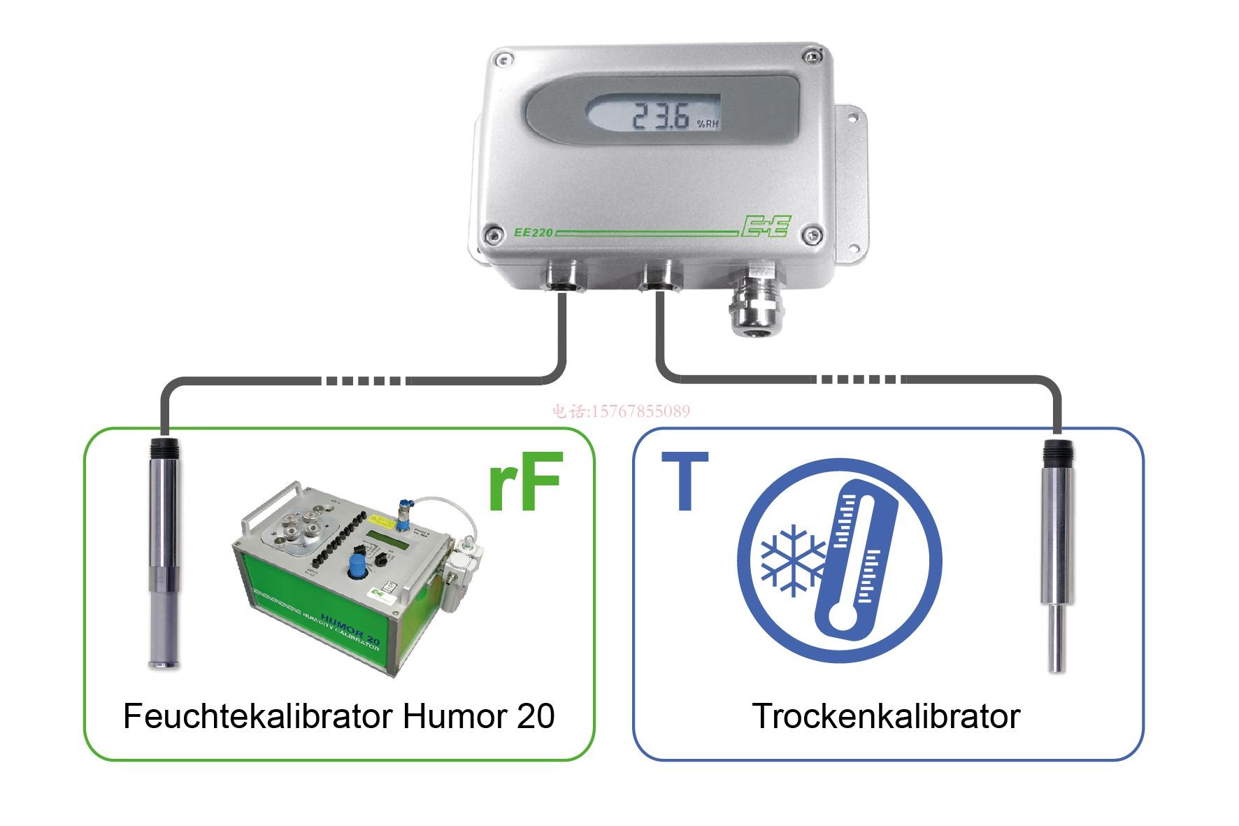 EE22温湿度变送器、EE220温湿度变送器