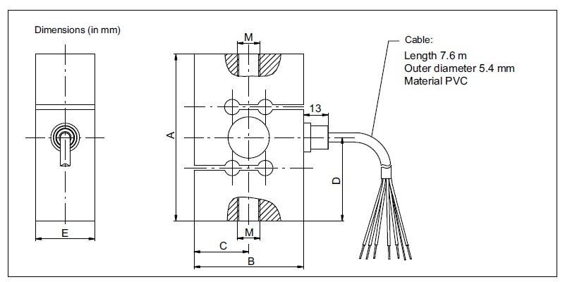 S9M力传感器-德国HBM