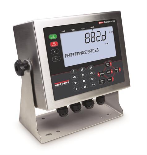 882D显示控制仪表_美国RICE LAKE控制器