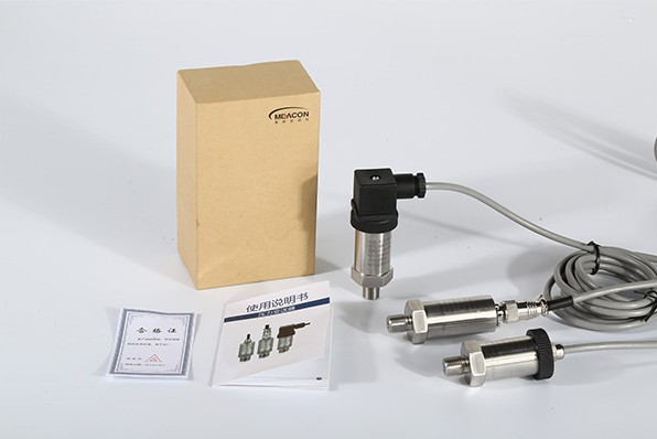 压力传感器在空压机控制系统中的应用