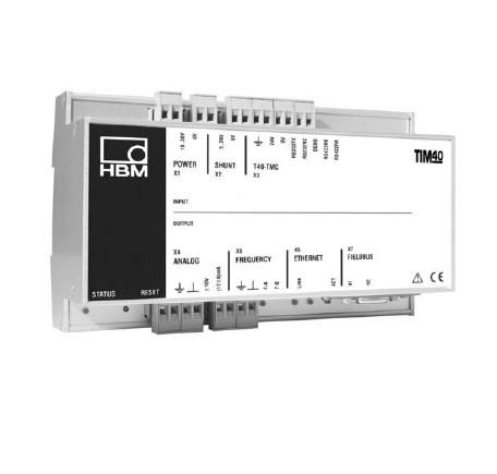 TIM40扭矩接口模块-德国HBM