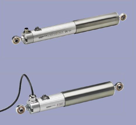 LWX系列直线位移传感器-德国NOVO TECHNIK