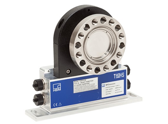 T40HS高速扭矩传感器-德国HBM