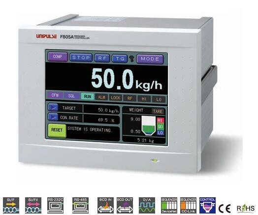 F805A-CF称重仪表-失重秤专用