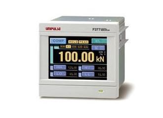 F377测力仪表/控制仪表-彩色/触摸式电压・电流输出用尤尼帕斯-尤尼帕斯