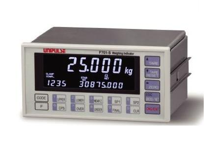 F701-S称重仪表高标准型-尤尼帕斯