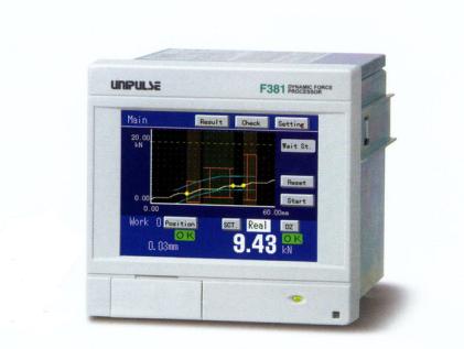 F381称重控制器/控制仪表-UNIPULSE