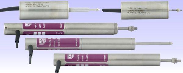英国RDP-DCC系列4-20mA 2线输出位移传感器