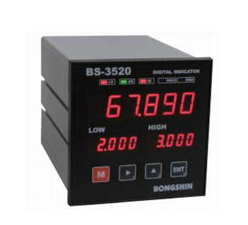 BS-3520显示仪表-韩国Bongshin