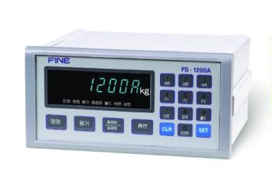 FS-1200A称重仪表-韩国Fine