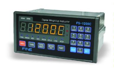 FS系列:FS-1200C称重仪表