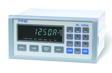 FS-1250A称重仪/表显示仪表-韩国Fine