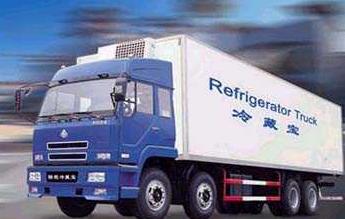 温湿度传感器在冷链运输行业的应用