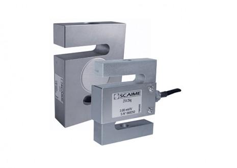 ZFA系列:ZFA-500Kg镀镍钢拉伸称重传感器