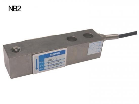 NB2-1T称重传感器 NB2系列剪切梁 台湾Mavin