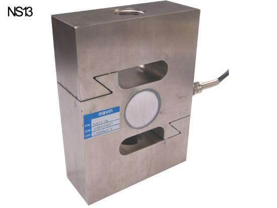 NS13-10t合金钢张力称重传感器S型台湾mavin
