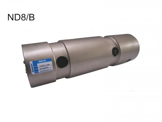 ND8/B-100T不锈钢双剪切梁式称重传感器台湾Mavin
