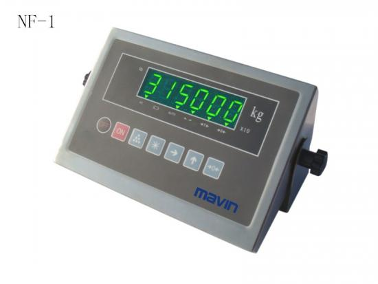 NF-1不锈钢称重显示器 指示器仪表 控制器 台湾mavin