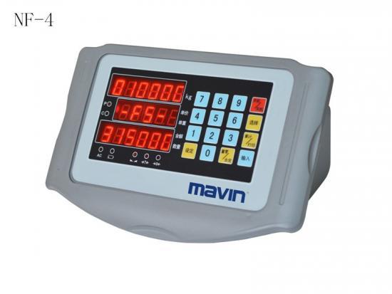 NF-4多功能称重显示器 仪表 控制器 台湾mavin