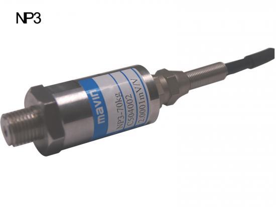NP3系列:不锈钢压力传感器(NP3-100,200,350,500(kgf / cm2))台湾Mavin