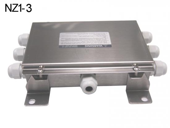 NZ1-3不锈钢接线盒 台湾Mavin