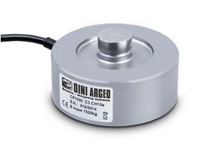 CP-2500kg称重传感器 意大利DINI ARGEO