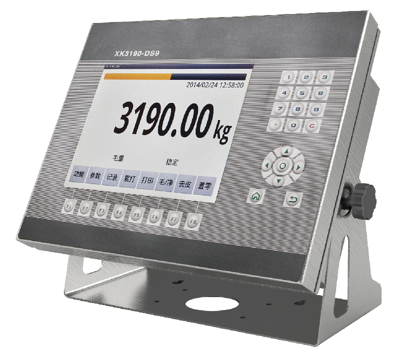 XK3190-DS9不锈钢称重显示仪表