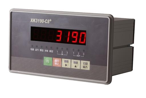 XK3190-C8+工控仪表