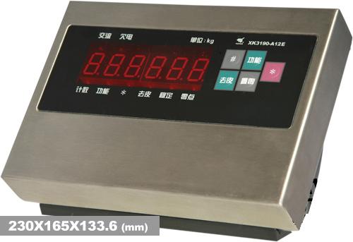 XK3190-A12ES仪表