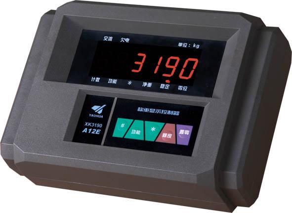XK3190-A12+EK3高精度台秤仪表