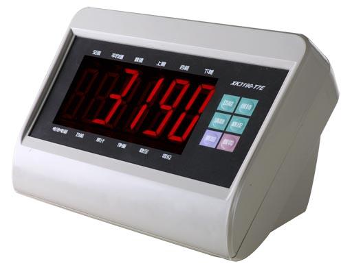 XK3190-T7E电子平台秤仪表