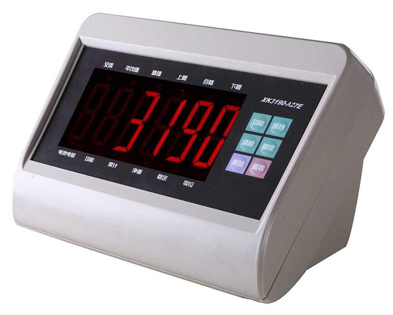 XK3190-A27E电子台秤仪表