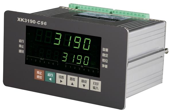XK3190-CS6称重显示控制器仪表