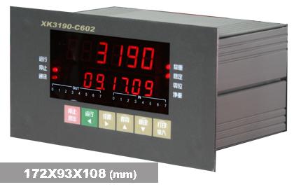 XK3190-C602称重显示控制器仪表