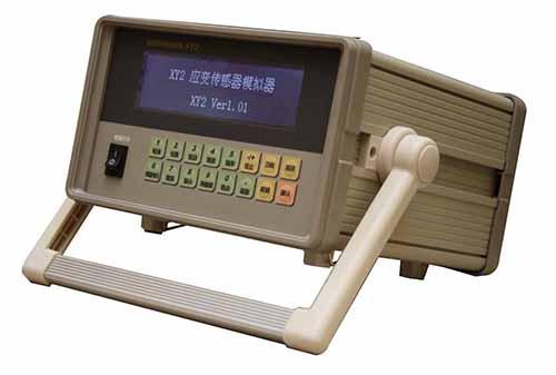 XY2应变传感器模拟器-测试仪表-上海耀华