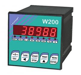 W200称重显示控制器 意大利laumas