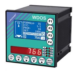 WDOS称重显示控制器 (用于称重和配料) 意大利laumas