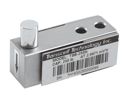 TSB-150lb,TSB-250lb悬臂梁传感器-传力