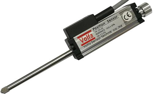 LTD直线位移传感器 超精密级导电塑料-德国VOLFA