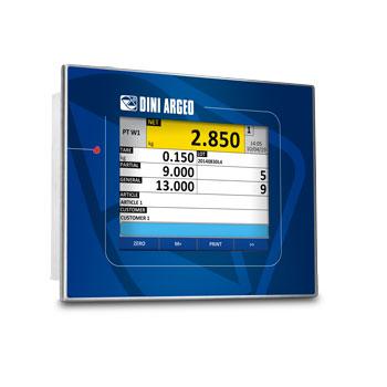 3590EGT3GD 2&22区防爆专用触摸屏称重显示器