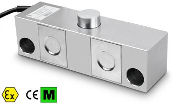 DSBI-30000Kg_双剪切梁称重传感器 Dini Argeo狄纳乔