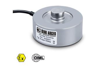 CPX-500Kg称重传感器 CPX系列传感器 意大利Dini Argeo(狄纳乔)
