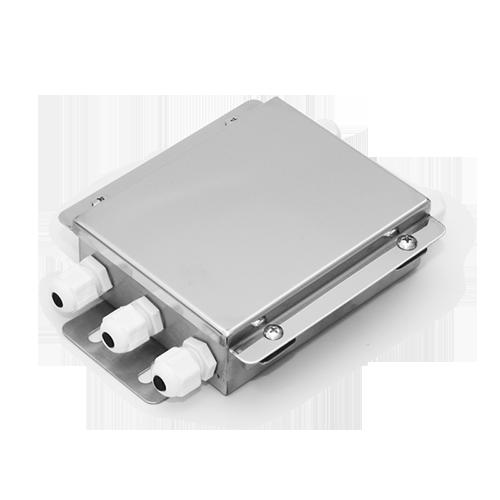 JBQI不锈钢接线盒 带有4 、6孔  防爆等级IP65