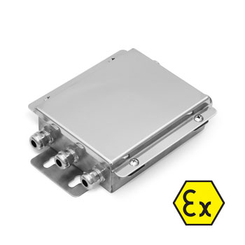 JBQAI防爆接线盒 不锈钢 防水防尘 意大利Dini Argeo(狄纳乔)