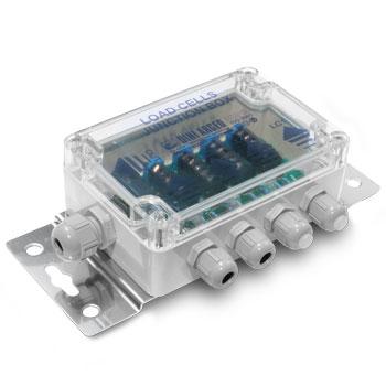 JBQ平衡接线盒,最多可接4个测压元件