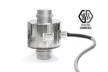 RCD-40000kg柱式称重传感器 不锈钢 数字式传感器-Dini Argeo狄纳乔